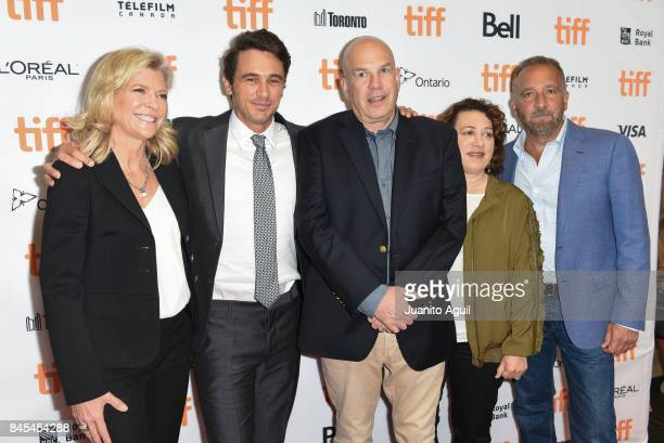 Executive producer/Director Michelle MacLaren Actor/Director/Producer James Franco Executive Producers David Simon Nina KostroffNoble and George...