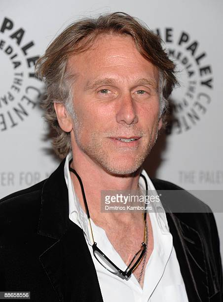 Executive producer/director Peter Horton attends the premiere of NBC's 'The Philanthropist' pilot episode at The Paley Center for Media on June 23...