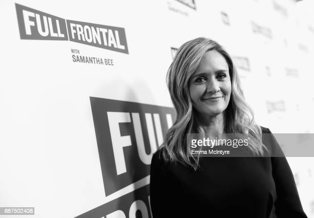 Executive producer/host Samantha Bee at the Full Frontal with Samantha Bee FYC Event 2017 LA at the Samuel Goldwyn Theater on May 23 2017 in Beverly...