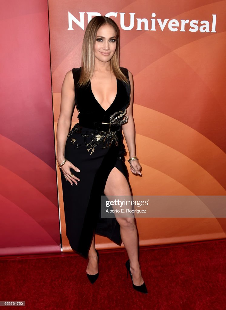 Executive producer/judge Jennifer Lopez of 'World Of Dance' attends the 2017 NBCUniversal Summer Press Day at The Beverly Hilton Hotel on March 20, 2017 in Beverly Hills, California.