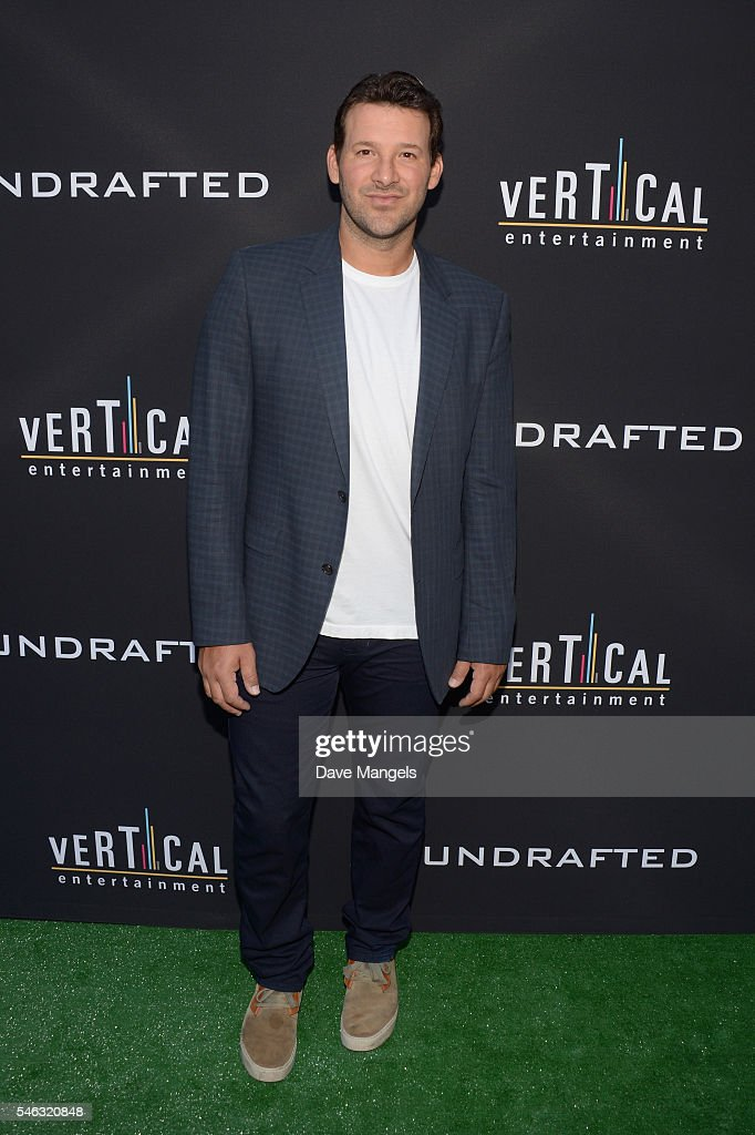 "Premiere Of Vertical Entertainment's ""Undrafted"" - Arrivals"