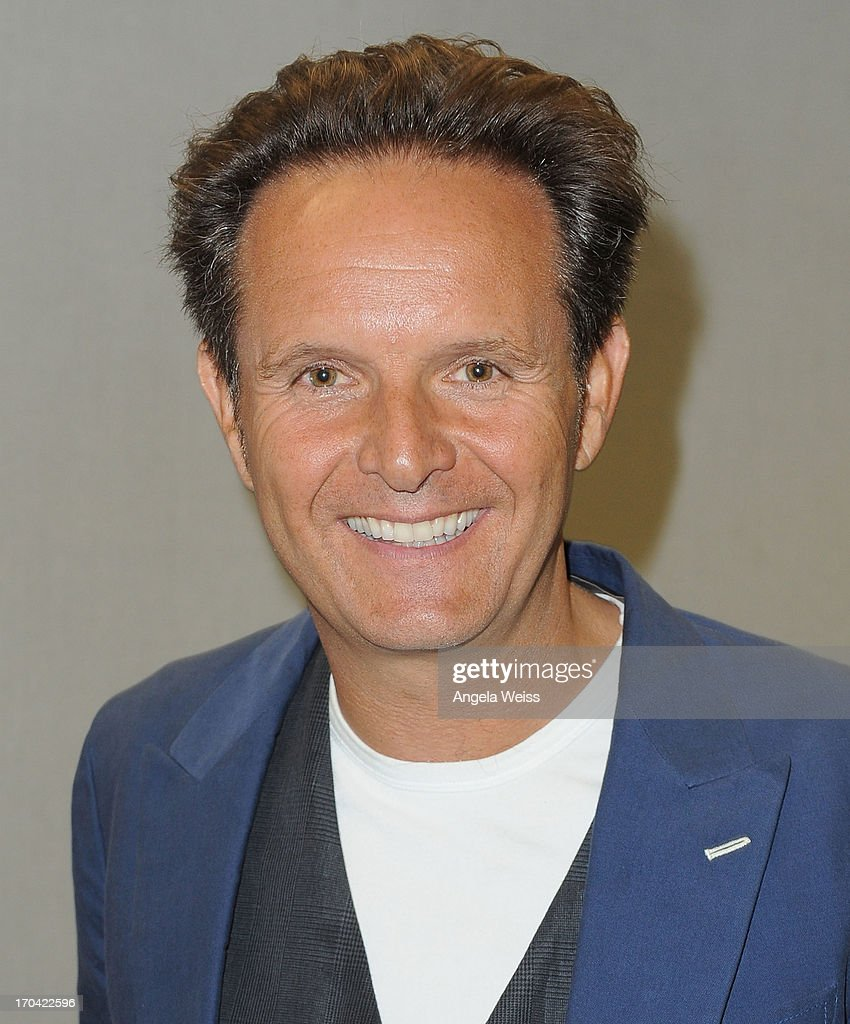 Executive Producers Mark Burnett attends a special event for History's 'The Bible' at Harmony Gold Theatre on June 12, 2013 in Los Angeles, California.