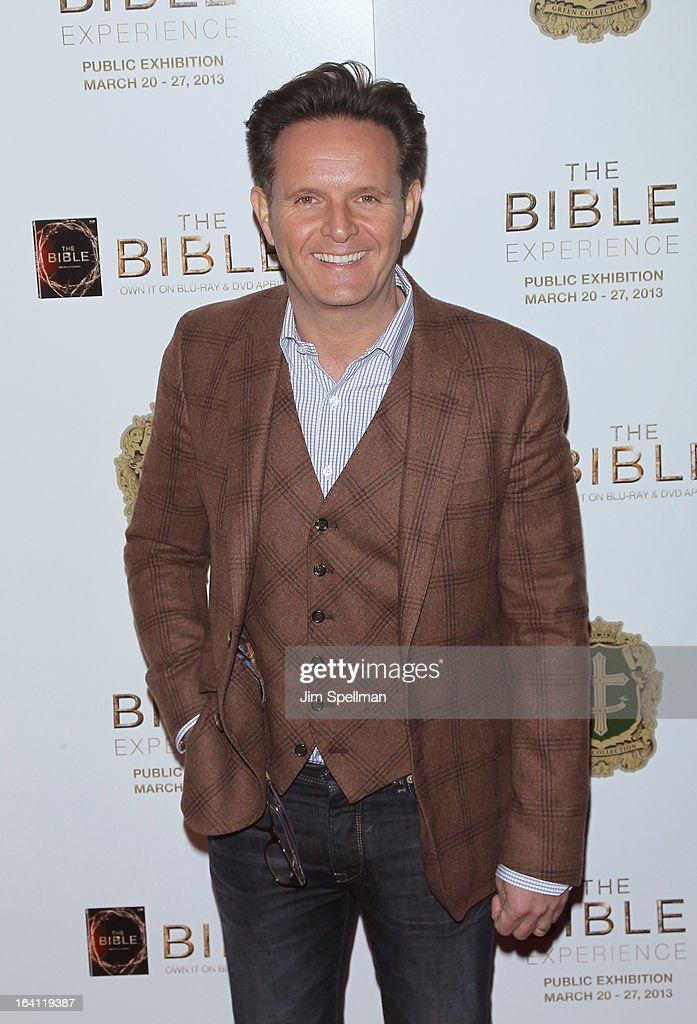 Executive Producers Mark Burnett attends 'The Bible Experience' Opening Night Gala at The Bible Experience on March 19, 2013 in New York City.