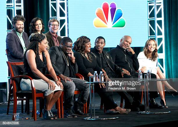 Executive producers Ravi Nandan Danielle SanchezWitzel and Nicholas Stoller Actors Tiffany Haddish Lil Rel Howery Loretta Devine executive...