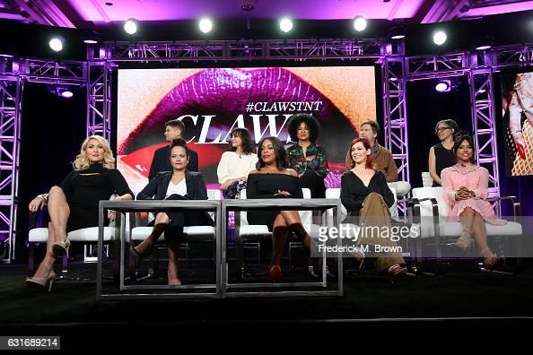 Executive producers Will McCormack Rashida Jones Janine Sherman Barrois writer/producer Eliot Laurence and director Nicole Kassell actresses Jenn...