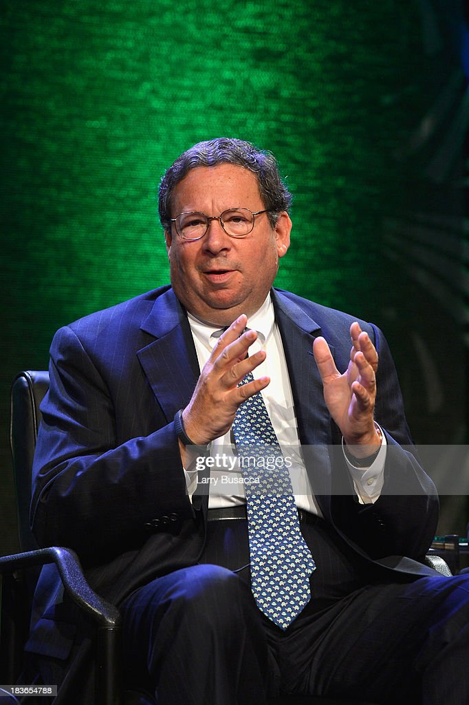 Executive Vice President of Comcast Corporation David L. Cohen attends the 2013 WICT Leadership Conference at the New York Marriott on October 8, 2013 in New York City.