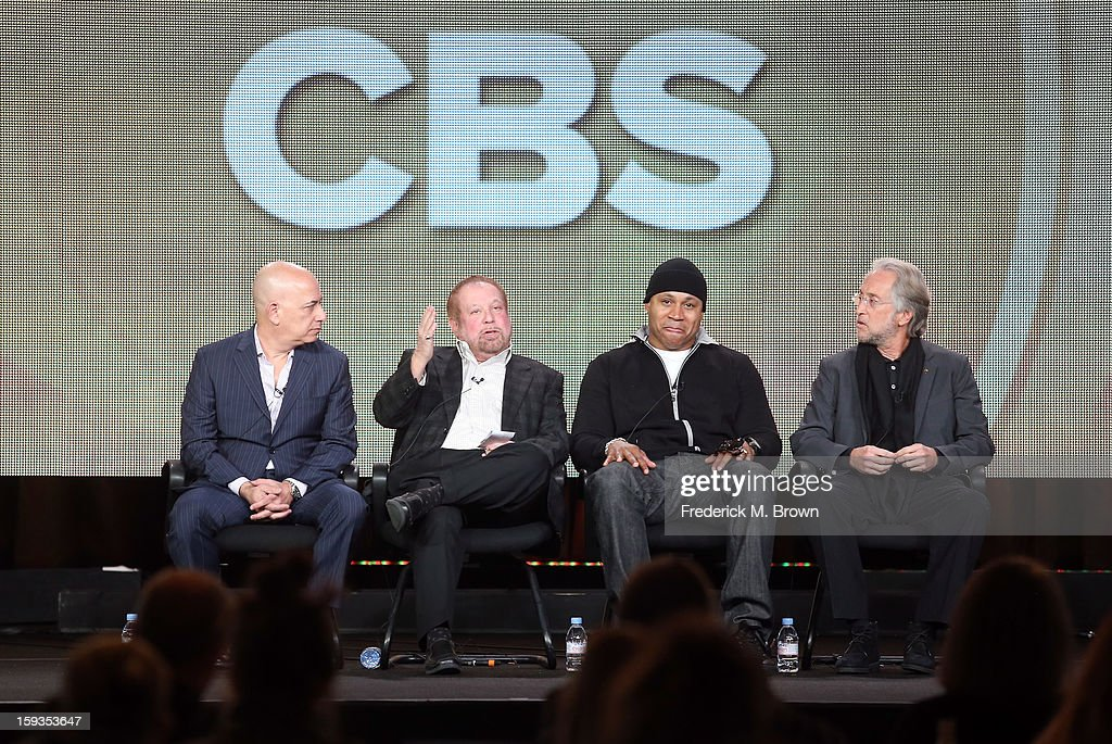 Executive Vice President Specials Music and Live Events CBS Entertainment Jack Sussman Executive Producer Ken Ehrlich Host and Producer LL Cool J and...