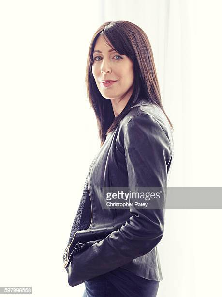 Executive VP/Head of Urban AR of Republic Records Wendy Goldstein is photographed for Billboard Magazine on May 31 2016 in Los Angeles California