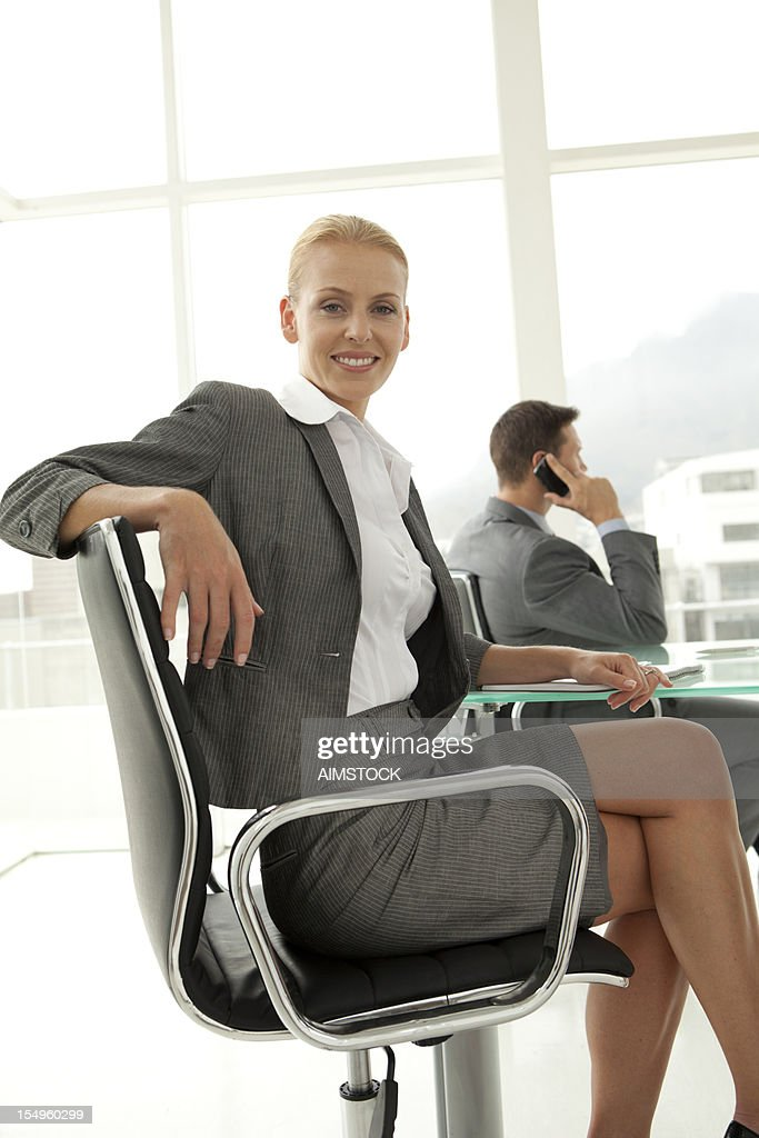 Executive Woman : Stock Photo