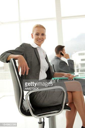Executive Woman : Stock Photo