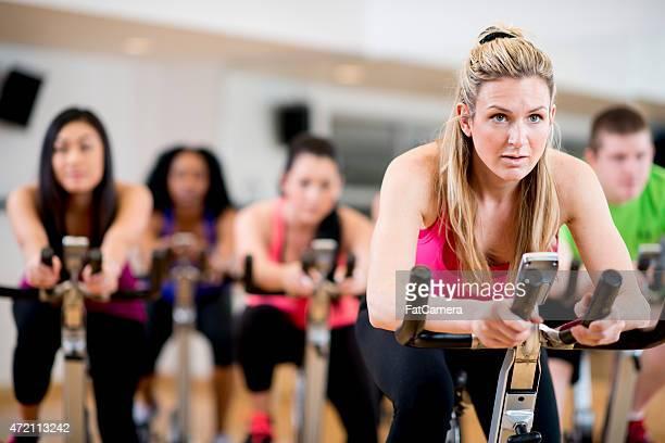 Esercizio bicicletta classe