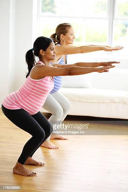 L'exercice pendant la grossesse