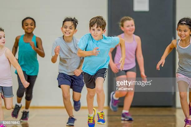 Exercising as a Class