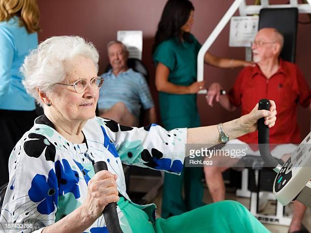 Fitnesstraining Senioren