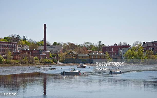 Exeter New Hampshire Fishing Boats