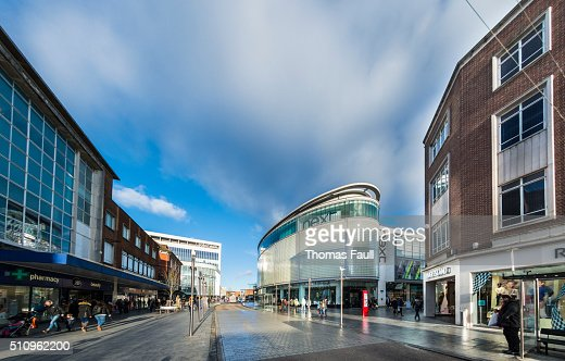 Exeter Sidwell Street Shops