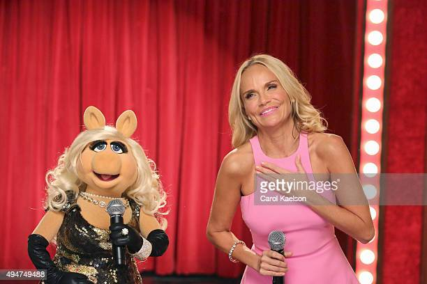 THE MUPPETS 'ExFactor' Kermit is scrambling to find the perfect birthday gift for Denise so he turns to Miss Piggy for help Meanwhile Kristin...