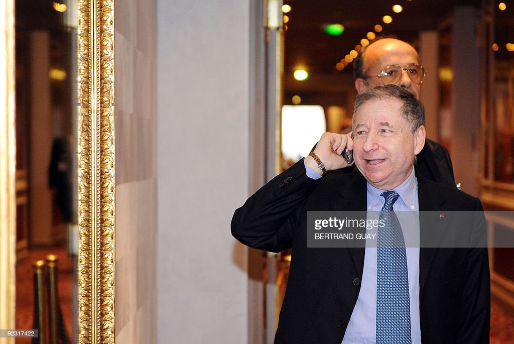 Jean Todt | Getty Images