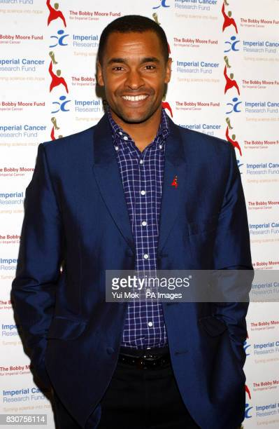 Exfootballer Mark Bright arrives at the Bobby Moore Fund for Imperial Cancer's Sports Quiz at the Brewery in London Fifty teams compete to prove...