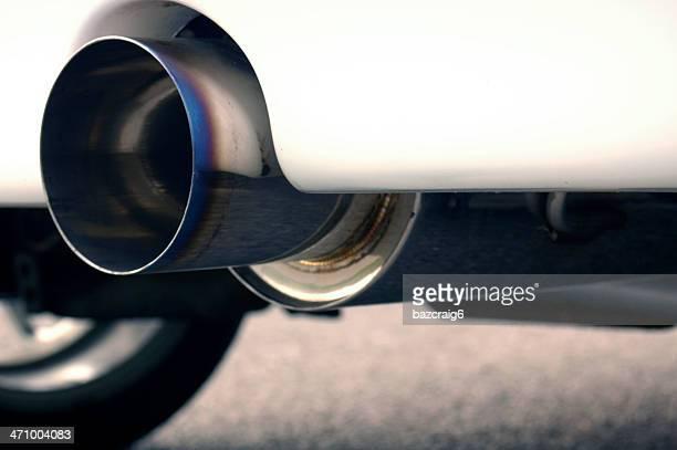 4' Exhaust