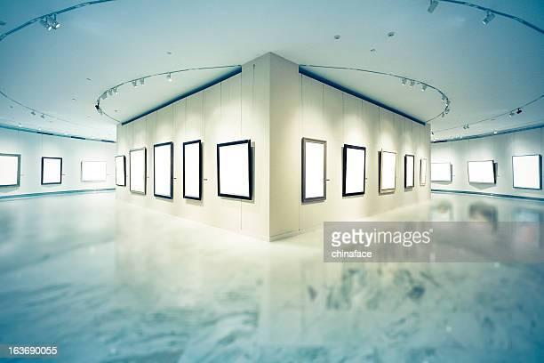 Exhibition frames