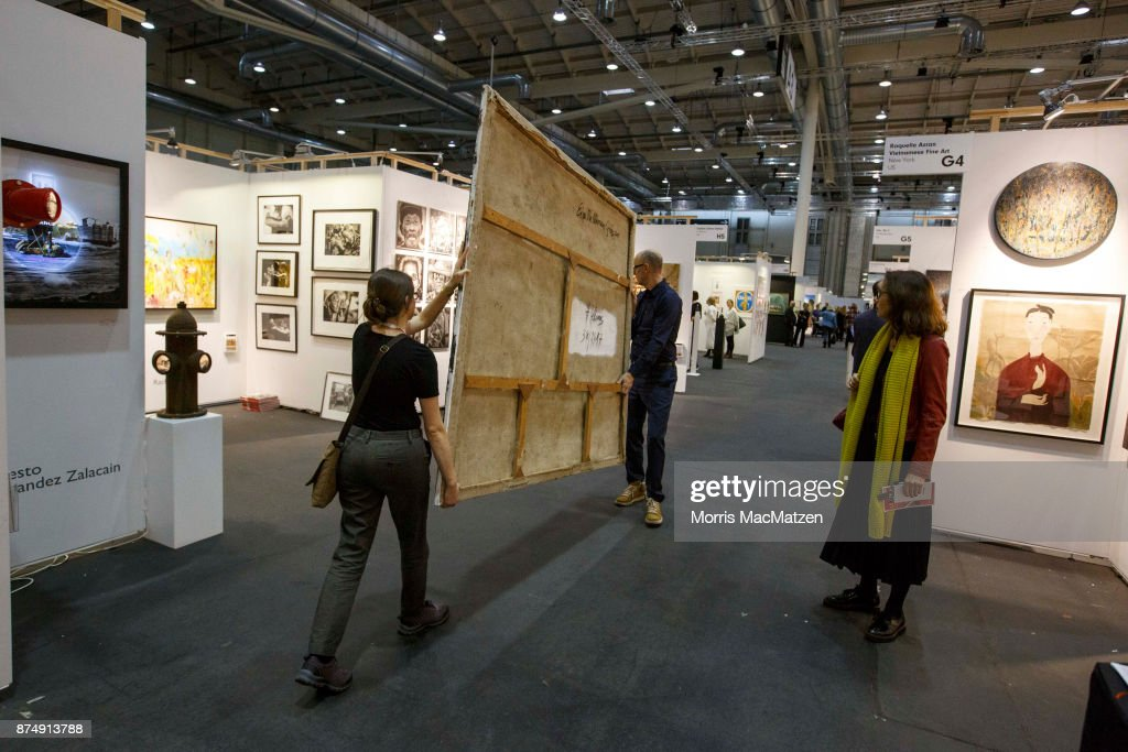 Hamburg Holds Affordable Art Fair