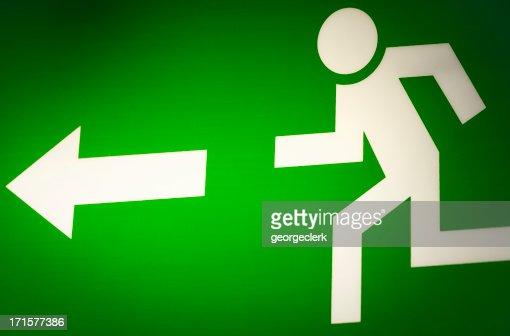 出口を降りて Route