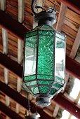 Exotic art - Lamp - Interior home design