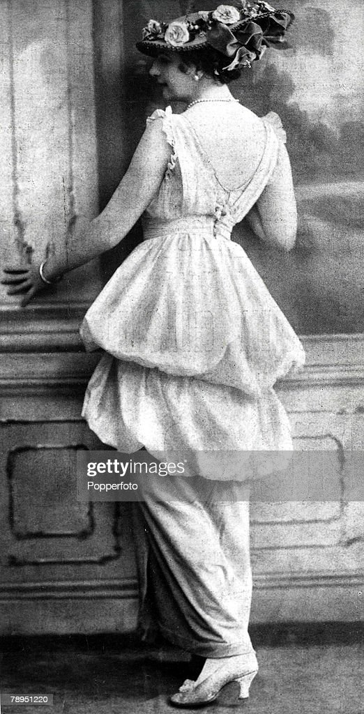 Exotic Dutch dancer Mata Hari who lived in France and was executed as a German spy in World War One pictured wearing a white dress