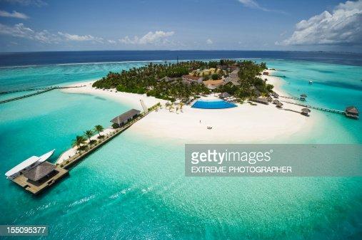 Exotic Island of Maldives