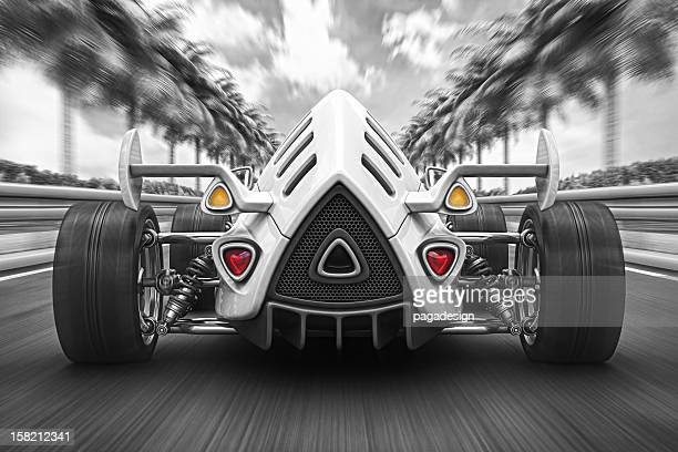 exotic racecar