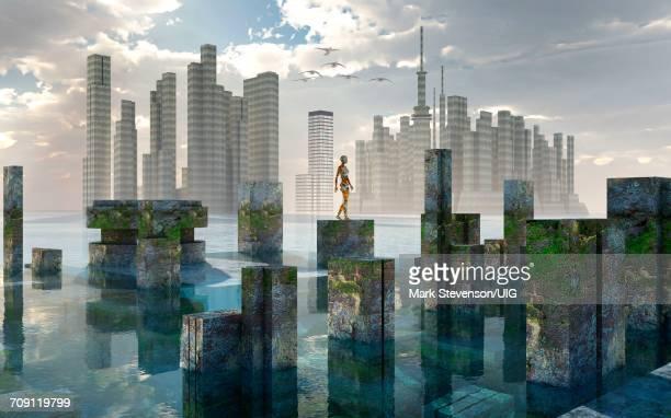 Expanding City