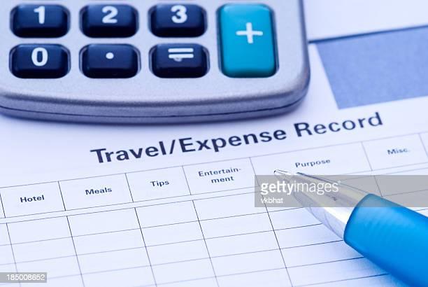 Expense record