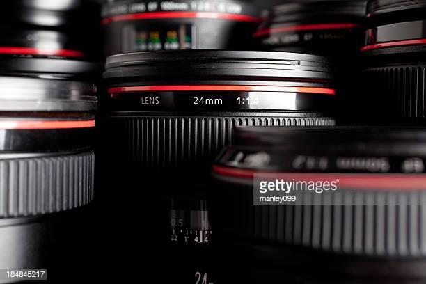 Expensive DSLR prime lenses