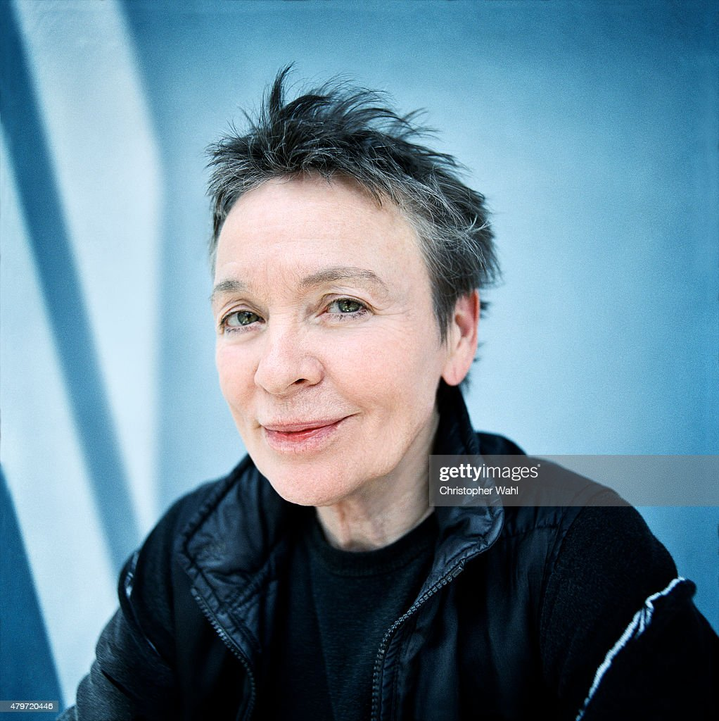 Laurie Anderson, Globe and Mail, June 20, 2015