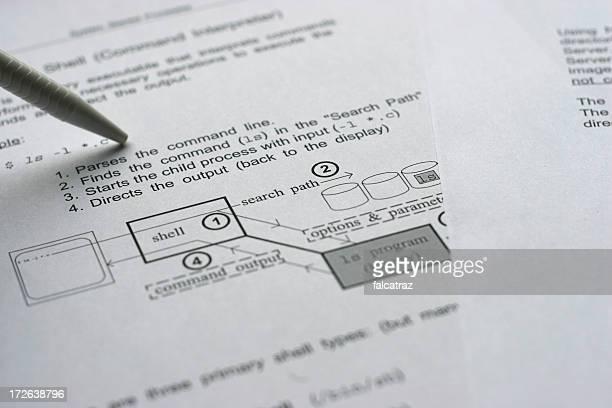 Spiegare i diagrammi