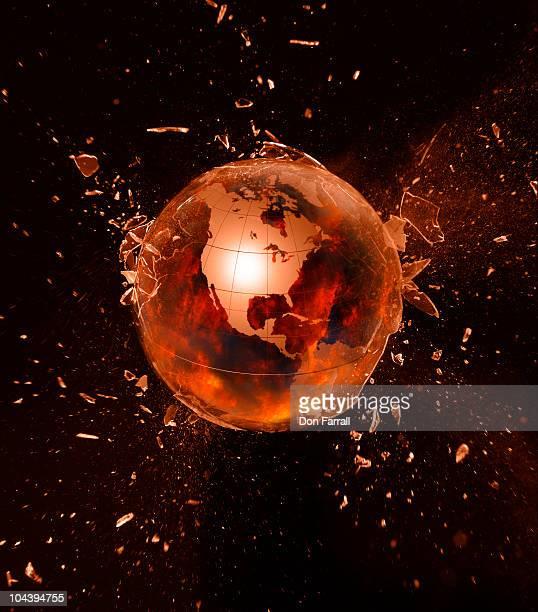 Exploding World, USA