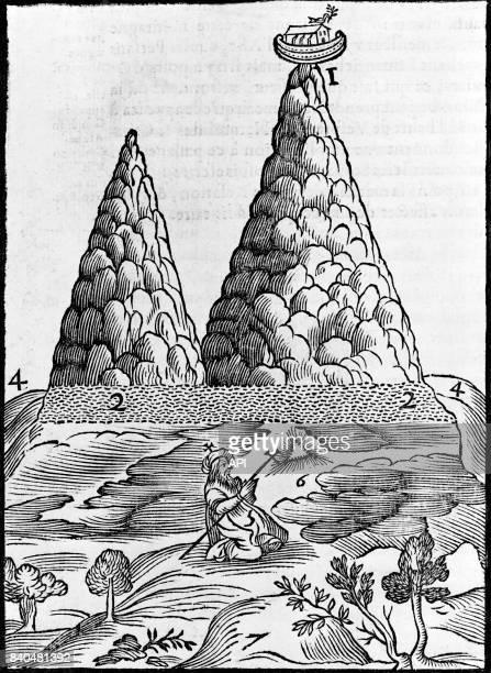 L'explorateur François de La BoullayeLe Gouz au pied du mont Ararat