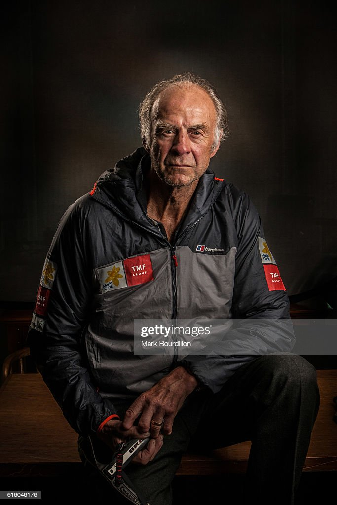 Ranulph Fiennes, Scania magazine UK, 2016