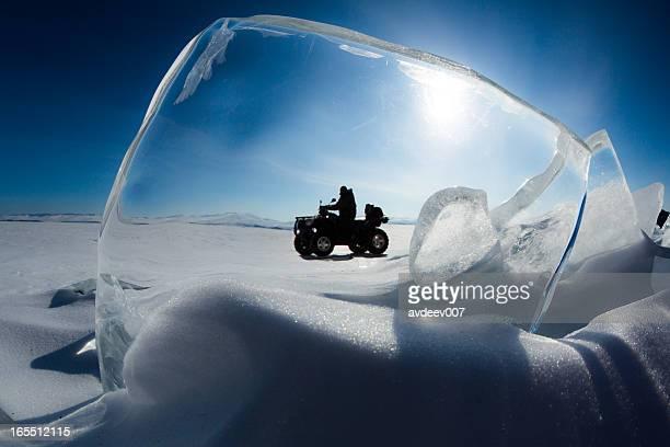Explorer fördert eine ATV