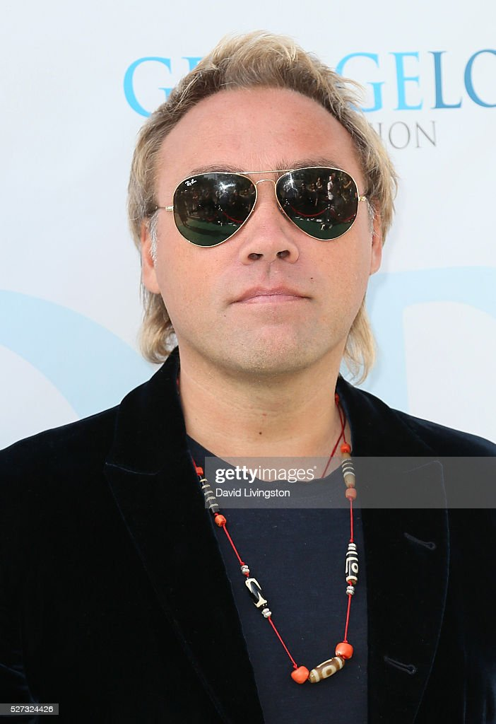 Explorer Johan Ernst Nilson attends the Ninth Annual George Lopez Celebrity Golf Classic at Lakeside Golf Club on May 2, 2016 in Burbank, California.