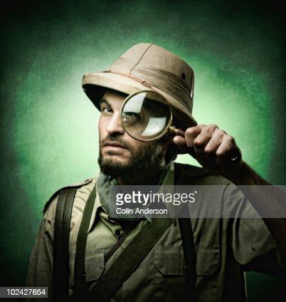 explorer : Stock Photo