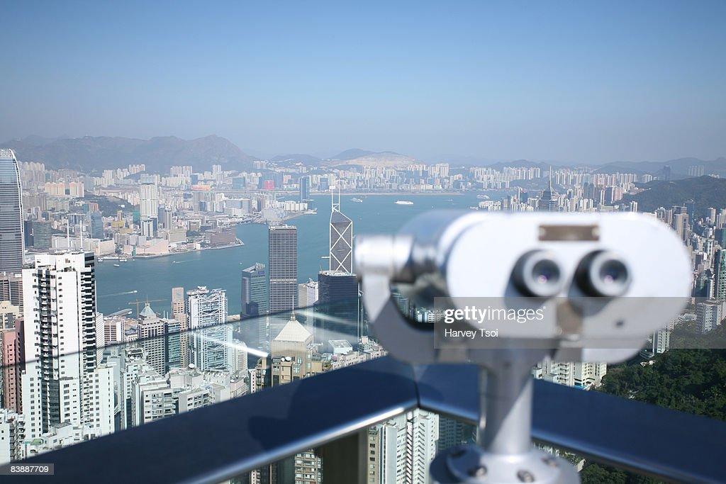 Exploring Hong Kong : Stock Photo