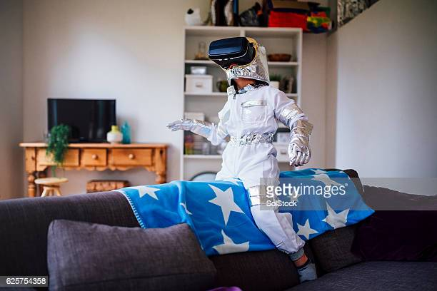 Exploring Space From Home