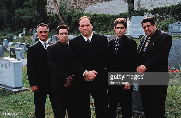 Exploring The Life Of A ModernDay Mob Boss The Exclusive New Series The Sopranos Combines Drama And Comic Irony Debuting HourLong Episodes Sundays On...
