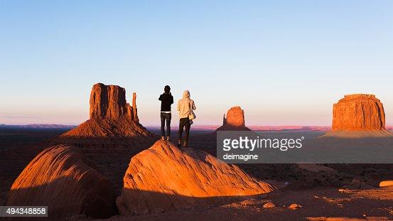 Erkunden Sie das Monument Valley