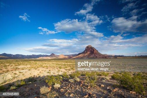 Exploring the red desert wilderness