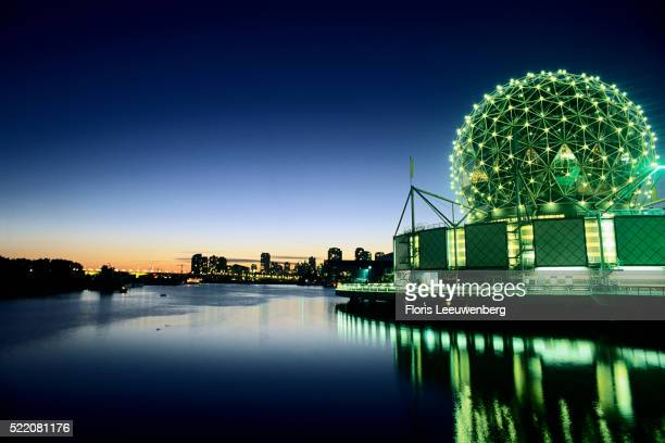 Expo Center in Vancouver