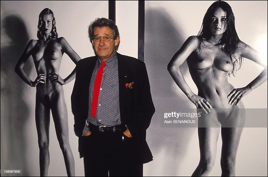 Exposition of <a gi-track='captionPersonalityLinkClicked' href=/galleries/search?phrase=Helmut+Newton&family=editorial&specificpeople=175940 ng-click='$event.stopPropagation()'>Helmut Newton</a> in Paris, France on November 03, 1994.