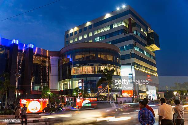 Express Avenue Mall, central Chennai, Madras